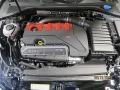 2018 RS 3 quattro Sedan 2.5 Liter Turbocharged DOHC 20-Valve VVT Inline 5 Cylinder Engine