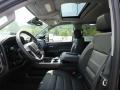 Front Seat of 2019 Sierra 2500HD Denali Crew Cab 4WD