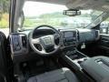 2019 Sierra 2500HD Denali Crew Cab 4WD Jet Black Interior
