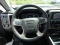 2019 Sierra 2500HD Denali Crew Cab 4WD Steering Wheel