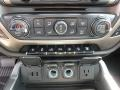 Controls of 2019 Sierra 2500HD Denali Crew Cab 4WD