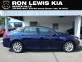 Horizon Blue 2018 Kia Optima EX