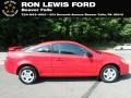 2007 Victory Red Chevrolet Cobalt LS Coupe #129144449