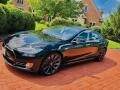 2014 Model S P85D Performance Black Solid