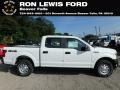 Oxford White 2018 Ford F150 Gallery