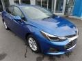 Front 3/4 View of 2019 Cruze LT