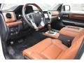 2019 Toyota Tundra 1974 Edition Premium Brown Interior Interior Photo