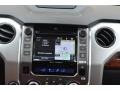 2019 Toyota Tundra 1974 Edition Premium Brown Interior Navigation Photo