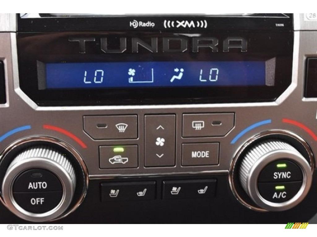 2019 Tundra 1794 Edition CrewMax 4x4 - Super White / 1794 Edition Premium Brown photo #31