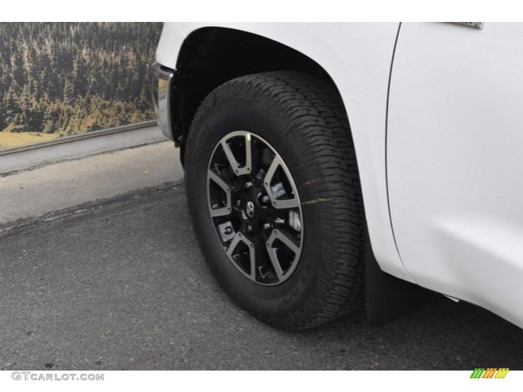 2019 Tundra 1794 Edition CrewMax 4x4 - Super White / 1794 Edition Premium Brown photo #34