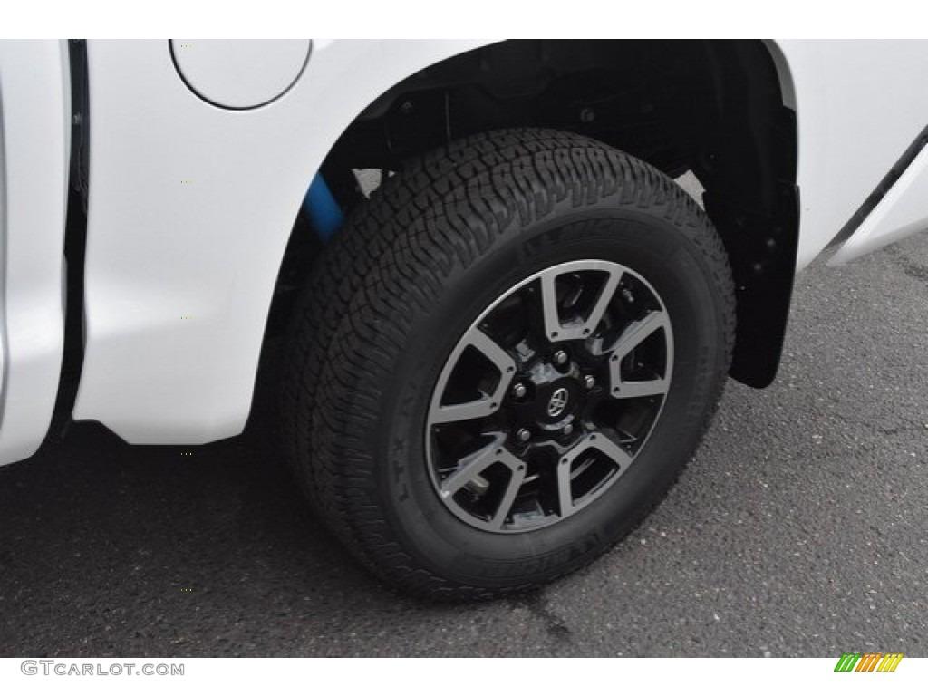 2019 Tundra 1794 Edition CrewMax 4x4 - Super White / 1794 Edition Premium Brown photo #35