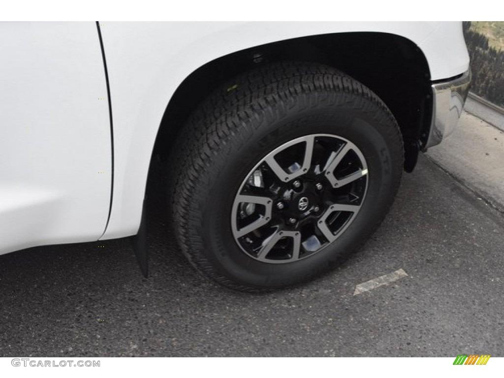 2019 Tundra 1794 Edition CrewMax 4x4 - Super White / 1794 Edition Premium Brown photo #37