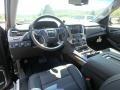 Front Seat of 2019 Yukon Denali 4WD