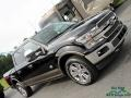 Shadow Black - F150 King Ranch SuperCrew 4x4 Photo No. 42