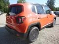 2018 Omaha Orange Jeep Renegade Trailhawk 4x4  photo #5