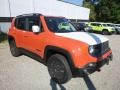 2018 Omaha Orange Jeep Renegade Trailhawk 4x4  photo #7