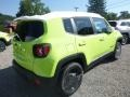 2018 Hypergreen Jeep Renegade Latitude 4x4  photo #6