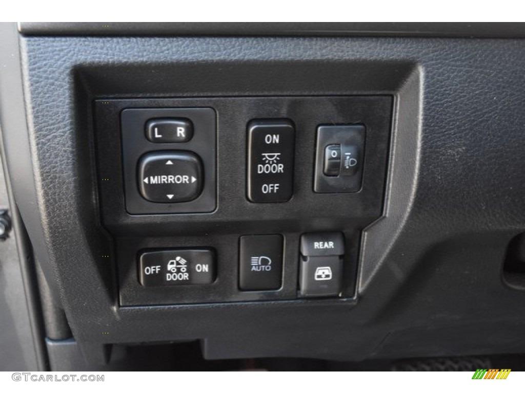 2019 Tundra SR5 CrewMax 4x4 - Magnetic Gray Metallic / Black photo #24