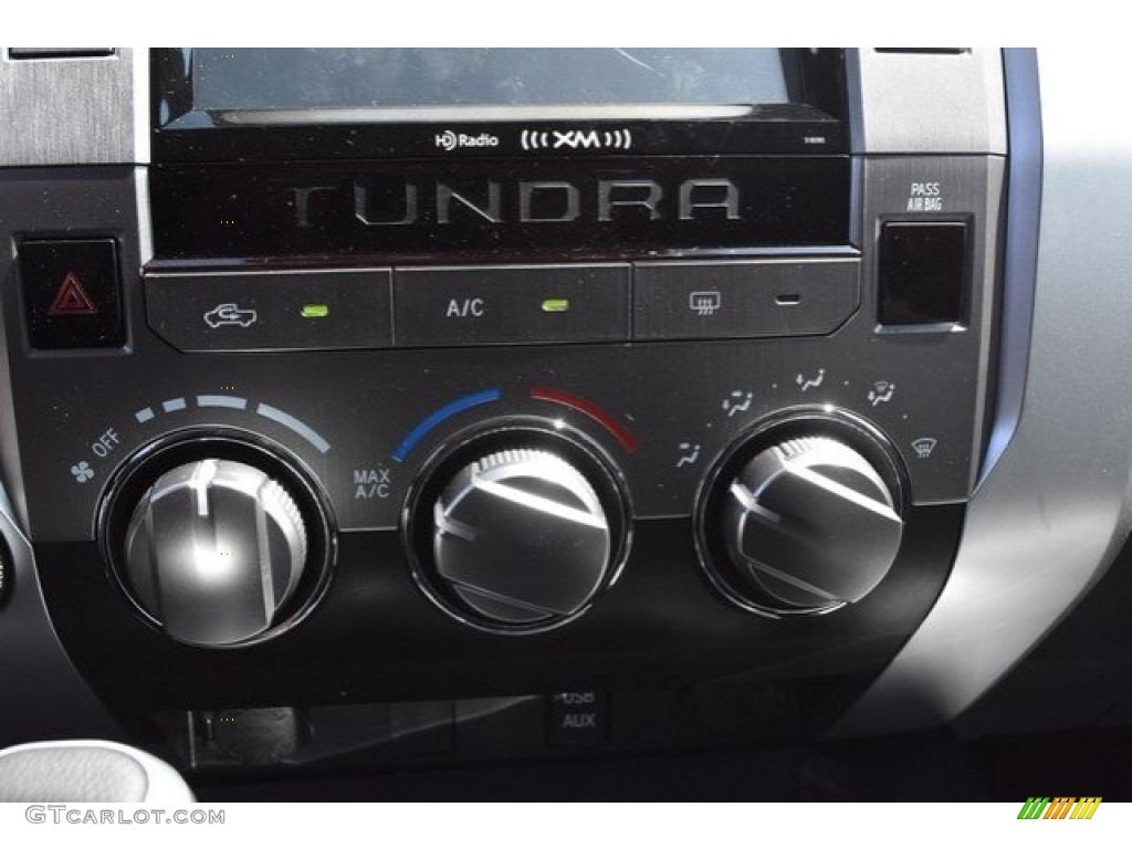 2019 Tundra SR5 CrewMax 4x4 - Magnetic Gray Metallic / Black photo #29