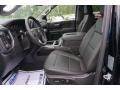 Jet Black Interior Photo for 2019 Chevrolet Silverado 1500 #129218980