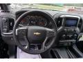 Jet Black Dashboard Photo for 2019 Chevrolet Silverado 1500 #129219004