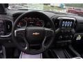 2019 Silver Ice Metallic Chevrolet Silverado 1500 LTZ Crew Cab 4WD  photo #5