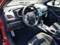 Black Front Seat Photo for 2019 Subaru Impreza #129222283