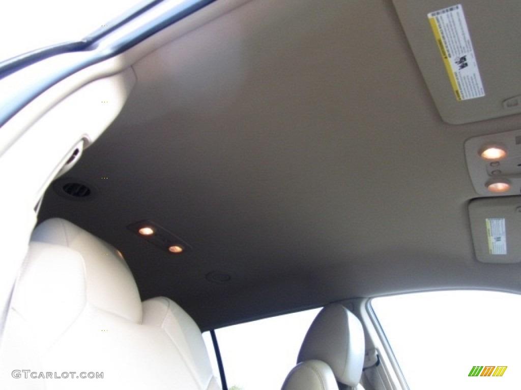 2010 Enclave CXL - Gold Mist Metallic / Cashmere/Cocoa photo #24