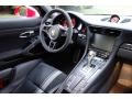 2018 Porsche 911 Black w/Alcantara Interior Controls Photo