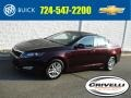 Dark Cherry Pearl Metallic 2013 Kia Optima LX