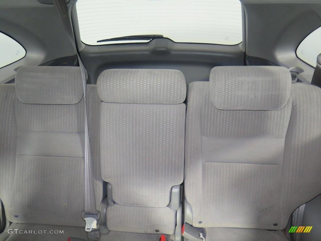 2008 CR-V EX 4WD - Tango Red Pearl / Black photo #19