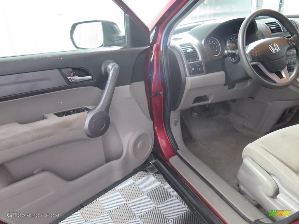 2008 CR-V EX 4WD - Tango Red Pearl / Black photo #25