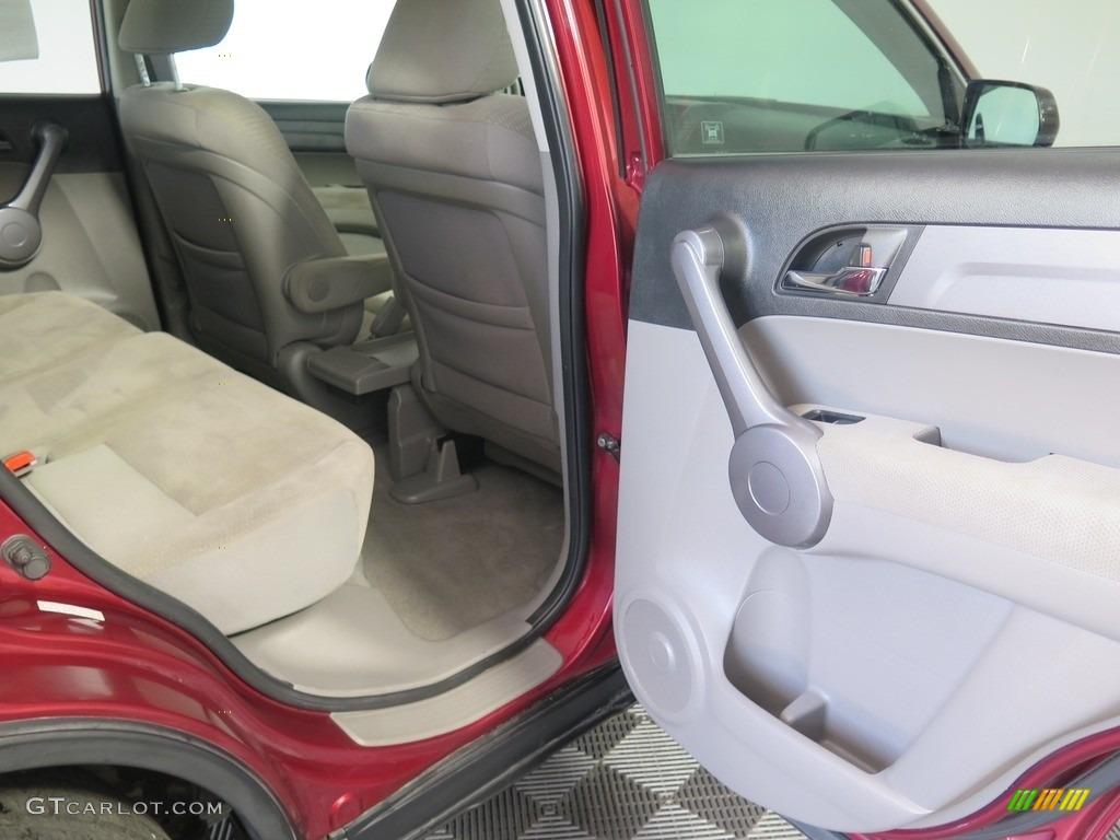 2008 CR-V EX 4WD - Tango Red Pearl / Black photo #30
