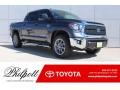 2019 Magnetic Gray Metallic Toyota Tundra TSS Off Road CrewMax 4x4  photo #1