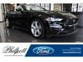 2019 Shadow Black Ford Mustang EcoBoost Premium Convertible  photo #1