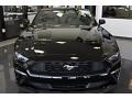 2019 Shadow Black Ford Mustang EcoBoost Premium Convertible  photo #2