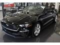 2019 Shadow Black Ford Mustang EcoBoost Premium Convertible  photo #3