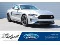 2019 Ingot Silver Ford Mustang California Special Fastback #129230431