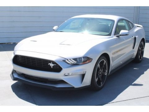 2019 Ford Mustang California Special Fastback Data, Info and Specs