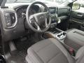 Jet Black Interior Photo for 2019 Chevrolet Silverado 1500 #129260232