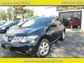 2009 Super Black Nissan Murano S AWD #129259124