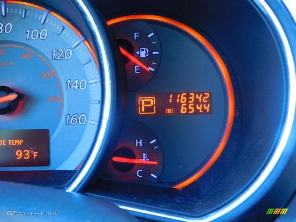 2009 Murano S AWD - Super Black / Black photo #8