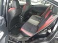 Black Ultrasuede/Carbon Black Rear Seat Photo for 2019 Subaru WRX #129278244