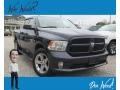 Mineral Gray Metallic 2013 Ram 1500 Express Quad Cab 4x4