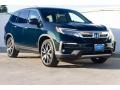 Black Forest Metallic 2019 Honda Pilot Touring
