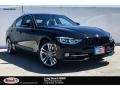 Jet Black - 3 Series 330e iPerformance Sedan Photo No. 1