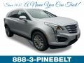 Radiant Silver Metallic 2017 Cadillac XT5 Luxury AWD