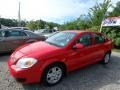 2005 Victory Red Chevrolet Cobalt LS Sedan #129351016