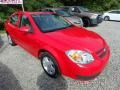 2005 Victory Red Chevrolet Cobalt LS Sedan  photo #5