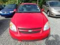 2005 Victory Red Chevrolet Cobalt LS Sedan  photo #6